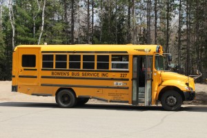 Mid-size bus school_bus charter_bus