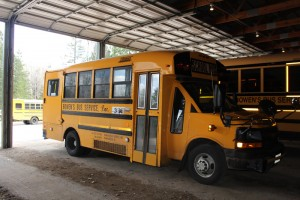 Small bus school_bus charter_bus